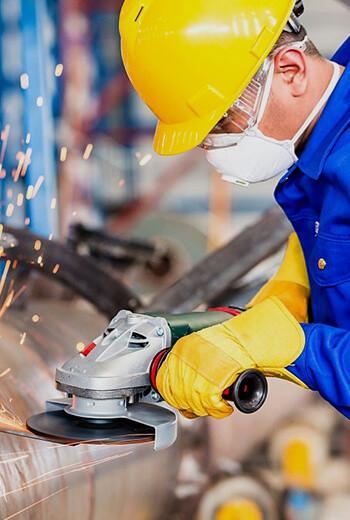 Metalo apdirbimo įranga ir medžiagos